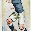 Fred Keenor, Player For Cardiff City by Mary Evans Picture Library