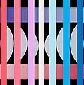 Fun Geometric  by Mark Ashkenazi
