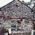 German Stone Cottage by Douglas Barnard