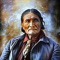 Geronimo by Andrzej Szczerski