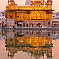 Golden Temple - Amritsar by Luciano Mortula