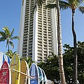 Hawaiian Surf Board's  by Calvin Kelley