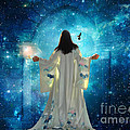 Heavens Door by Dolores Develde
