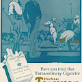 Herbert Tareyton Cigarettes - There's by Mary Evans Picture Library