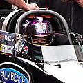 Hillary Will Las Vegas Motor Speed Way Strip Nhra Finals 2008 by Gunter Nezhoda