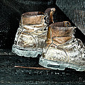 His Work Boots by Marvin C Brown