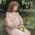 Holloway's Pills And Ointment by Mary Evans Picture Library