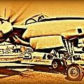 Howard Hughes And The Hughes Xf-11 by Hank Clark
