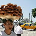 Istanbul Kulouria Seller by Ros Drinkwater