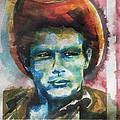 James Dean  by Chrisann Ellis