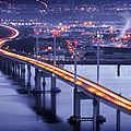 Kessock Bridge Inverness by Joe Macrae