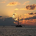 Marelous Key West Sunset by Christiane Schulze Art And Photography