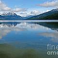 Lago Roca In Tierra Del Fuego National Park by Ralf Broskvar