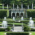 Longwood Gardens Fountains by John Greim