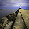 Ludington  Light House Michigan by LeeAnn McLaneGoetz McLaneGoetzStudioLLCcom