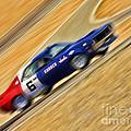 Mark Donohue 1970 Amc Javelin by Blake Richards