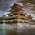 Matsumoto Castle  by Andrzej Szczerski