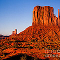 Monument Valley Sunset by Tracy Knauer