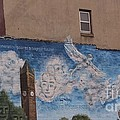 Mural On The Building by Yumi Johnson