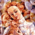 My Cat Ginger  by C Sherry