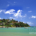 Naguabo Shoreline by Thomas R Fletcher