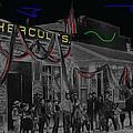 'neath Arizona Skies Homage 1934 California Powder Works  Congress Street Tucson Az Ca.1900 by David Lee Guss