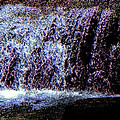 Neon Falls by Brenda Donko