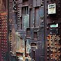 Nyc Designer's Dungeon Door by Xueling Zou