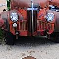 Old Old Car by Kathleen Struckle