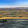Panoramic Emmett Valley by Robert Bales