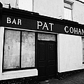 Pat Cohans Bar Featured In The John Wayne John Ford Classic The Quiet Man Cong by Joe Fox