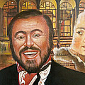 Pavarotti And The Ghost Of Lincoln Center by Melinda Saminski