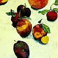 Peaches And Plums by Marquita Willis