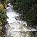 Pemigewasset River Franconia Notch by Christiane Schulze Art And Photography