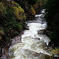 Pemigewasset River White Mountains by Christiane Schulze Art And Photography