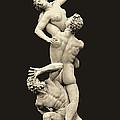 Rape Of The Sabine Fnt 323 by Norberto Torriente