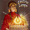 Rashleigh Electric Lamps         Date by Mary Evans Picture Library