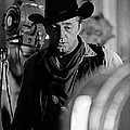 Robert Mitchum Lights Young Billy Young Set  Old Tucson by David Lee Guss