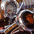 Steering Mercury by Robert VanDerWal