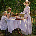 Summer Afternoon Tea by Thomas Barrett