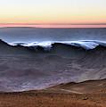 Sunrise At Haleakala Crater, Maui by Reinhard Dirscherl