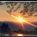 Sunset by Elaina Rochelle