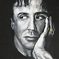 Sylvester Stallone by Eric Dee