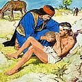 The Good Samaritan  by Clive Uptton