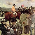 The Horse Race by Jean Louis Forain