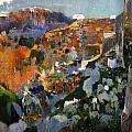 The Jewel Laleixar 1910 by Joaquin Mir