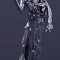 The Sculpture Of Auguste Rodin by Xueling Zou