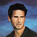 Tom Cruise by Paul Meijering