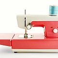 Toy Sewing Machine by Jim Hughes