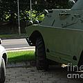 Vehicle Of The Future by Oleg Konin